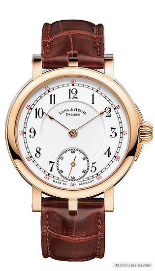 Lang & Heyne Friedrich August I Rose Gold