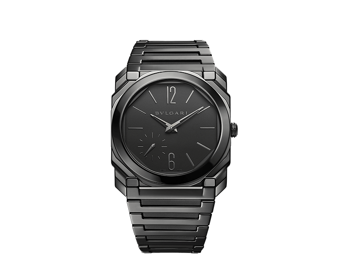 Bulgari Octo Finissimo Black Ceramic