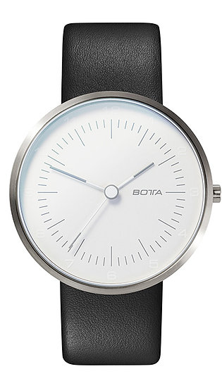 Botta-Design TRES Titanium pearl white
