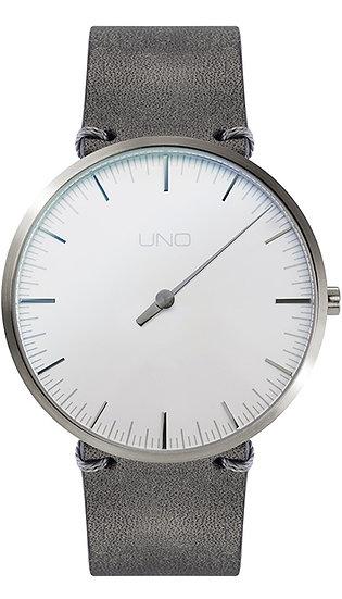 Botta-Design UNO Titanium Anniversary Quartz pearl white