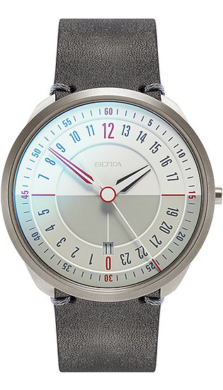 Botta-Design TRES 24 Titanium white