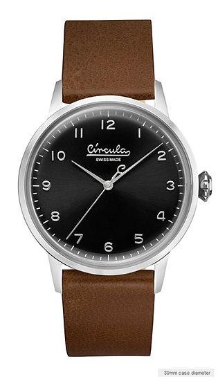 Circula 1955 Black dial