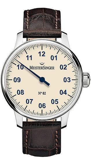 MeisterSinger No 02 – AM6603N