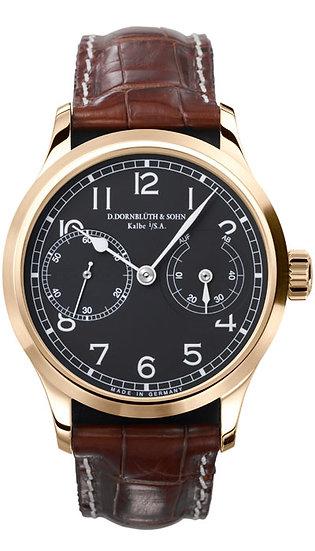 Dornblüth & Sohn 99.2 Rose Gold Black Dial