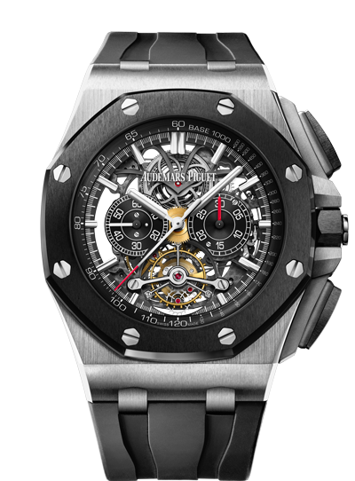Audemars Piguet Royal Oak Offshore Tourbillon Chronograph Openworked