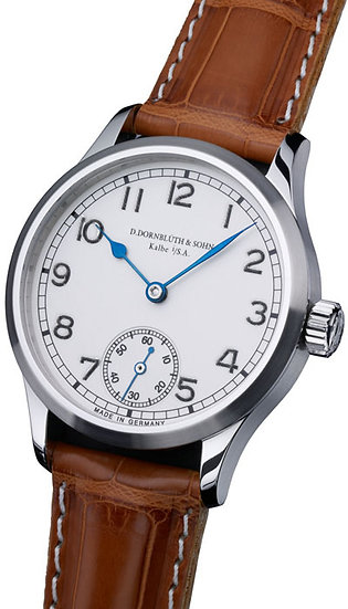 Dornblüth & Sohn 99.0 Silver Dial (applied indices)