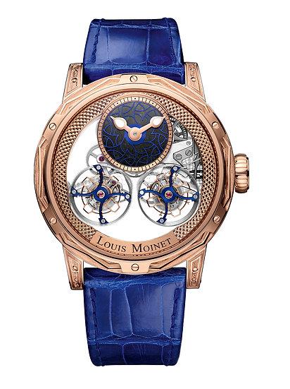 Louis Moinet Acasta limited Edition 3 pieces