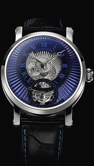 Benzinger Subscription IV Blue-Silver