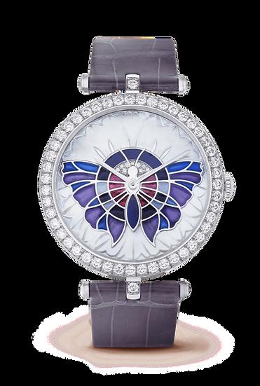 Van Cleef & Arpels Lady Arpels Papillon Extraordinaire Watch