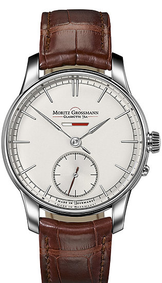 Moritz Grossmann ATUM Power Reserve White Gold