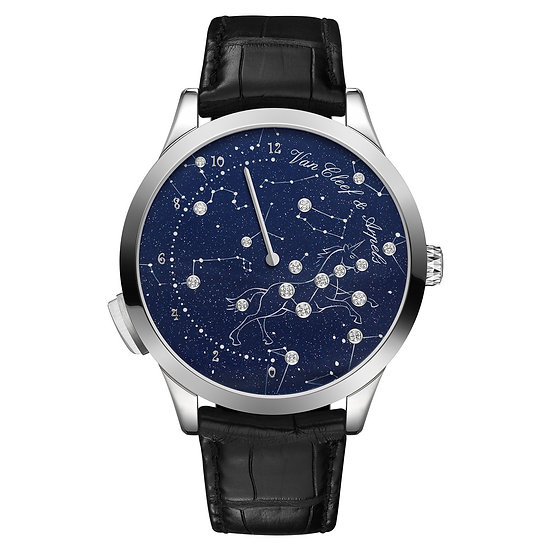 Van Cleef & Arpels Midnight Nuit Lumineuse Watch
