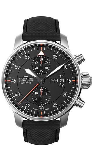 Fortis Cockpit Two Chronograph