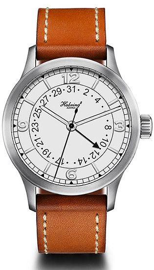 Habring2 Jumping Second Pilot Date White