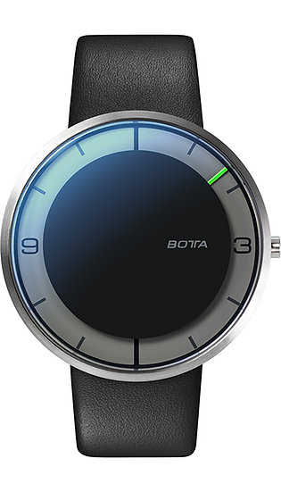Botta-Design NOVA Plus Quartz black