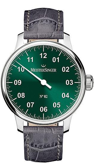 MeisterSinger No 02 – AM6609N