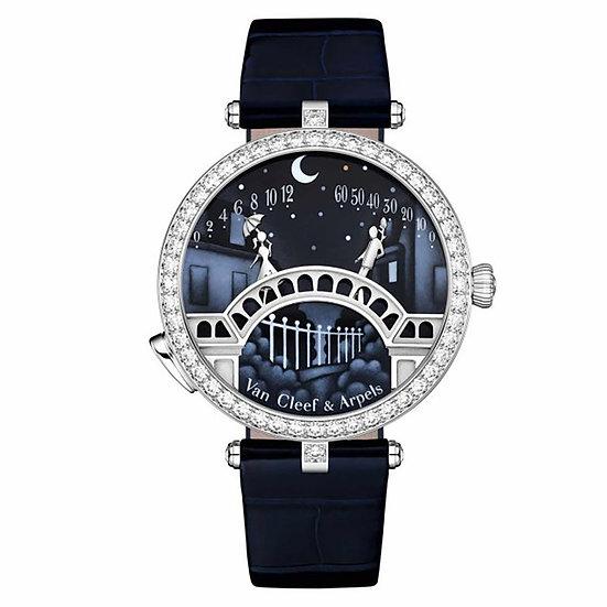 Van Cleef & Arpels Lady Arpels Pont des Amoureux watch