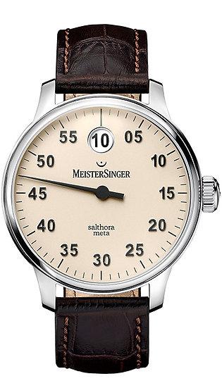 MeisterSinger Salthora Meta Jumping Hour – SAM903