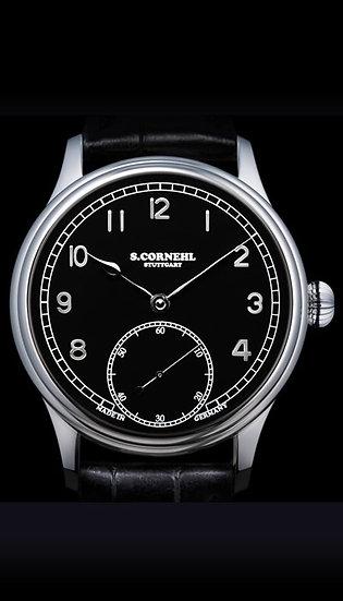 Cornehl Classic Black 42mm