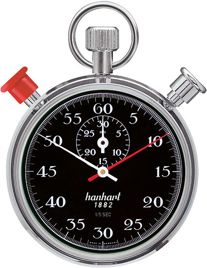 Hanhart Split Seconds Addition Timer 135-4001-90