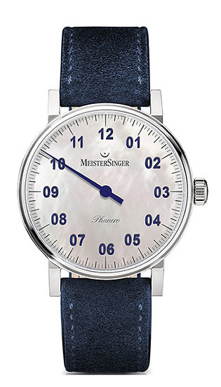 MeisterSinger Phanero Mother of Pearl – PHM1B