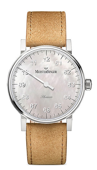 MeisterSinger Phanero Mother of Pearl – PHM1C