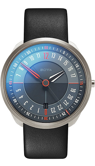 Botta-Design TRES 24 Titanium black