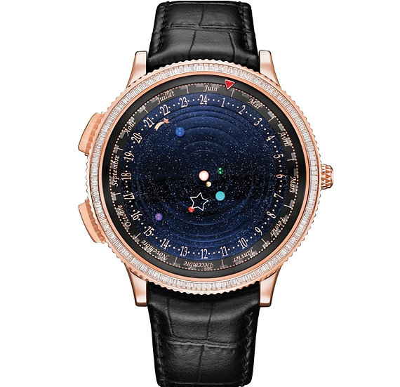 Van Cleef & Arpels Midnight Planétarium Watch