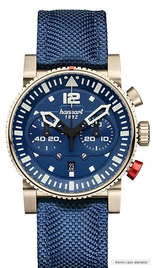 Hanhart PRIMUS Nautic Pilot Bronze Ltd Ed