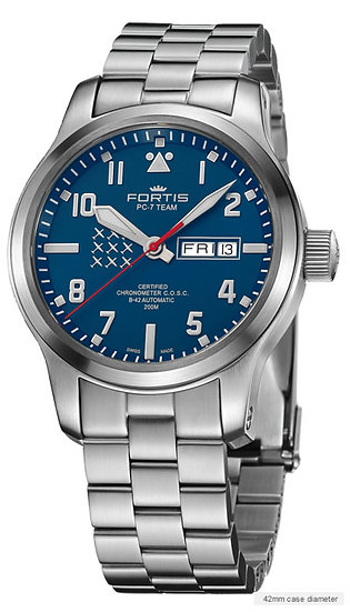 Fortis Aeromaster PC7 Day Date