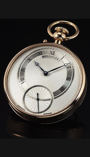 Benzinger Moser Pocket watch
