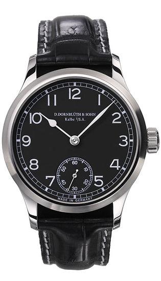 Dornblüth & Sohn 99.0 Black Dial (applied indices
