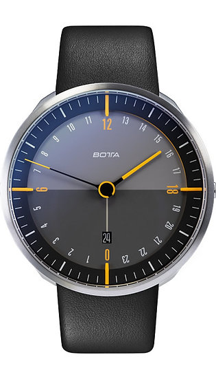 Botta-Design TRES24 PLUS Quartz Black/Yellow