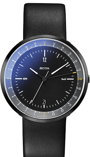 Botta-Design MONDO Quartz black edition