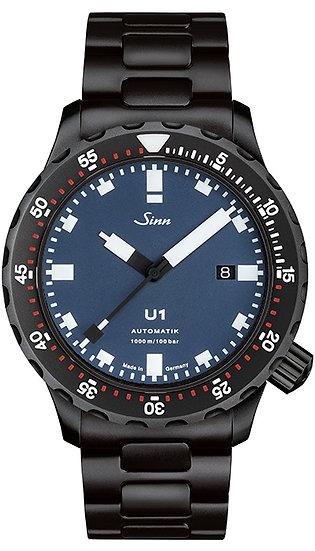 Sinn U1 Phantom Special Order