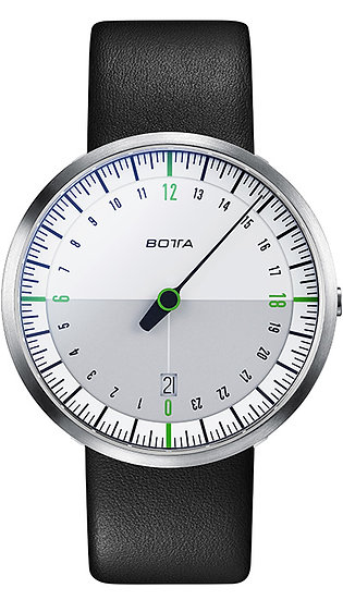 Botta-Design UNO 24 NEO Quartz white-green