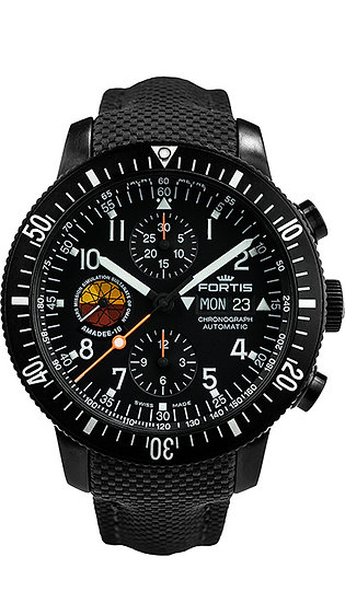Fortis Official Cosmonauts Chronograph AMADEE-18