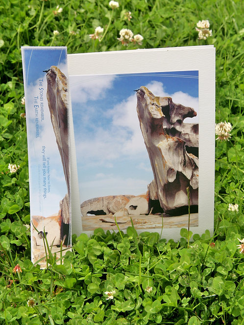 Silent Testimony: Greeting Card