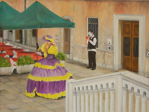 Venetian Street Artists