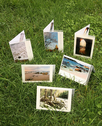 Travelling Light Inspirational Gift Cards