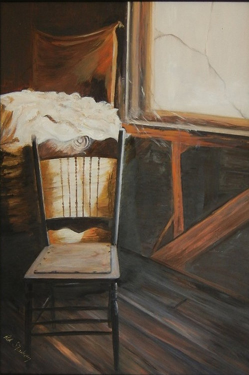 Woolshed Chair