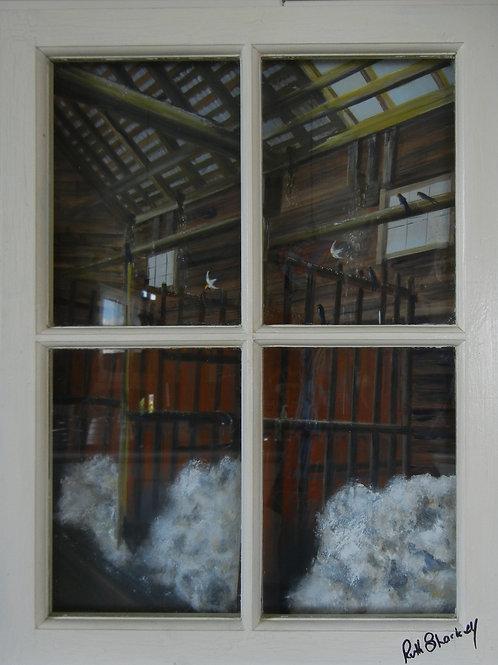 Woolshed Window