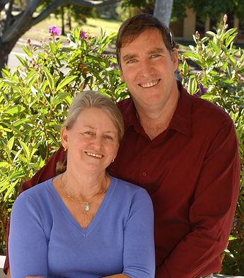 Ruth and Dennis Sharkey