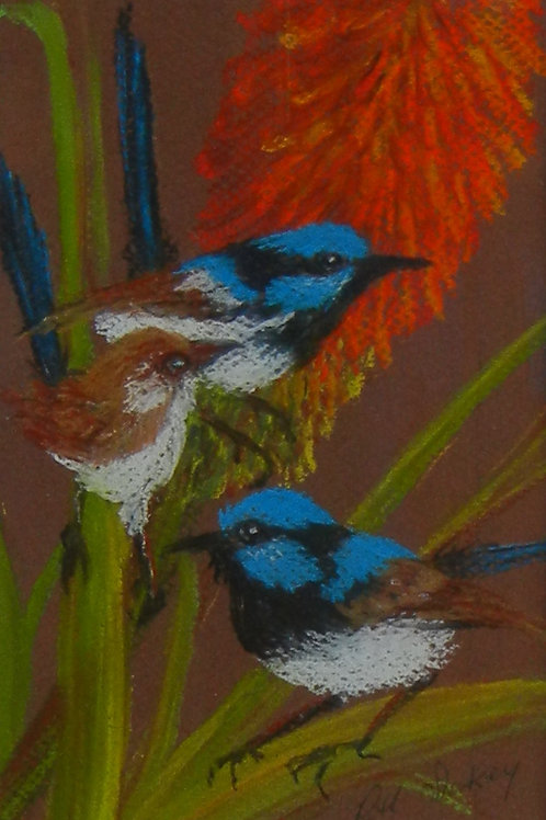 Three Wrens