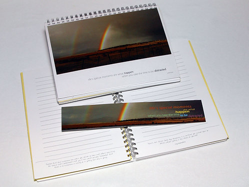 Rainbow o'er the Midlands: Inspirational Journal