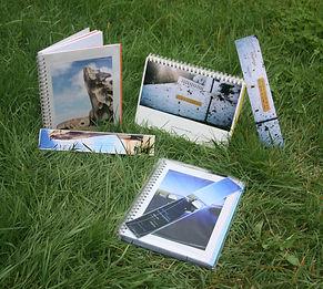 Travelling Light inspirational Journals