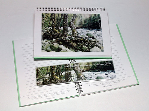 Reminders of Winter Days: Inspirational Journal