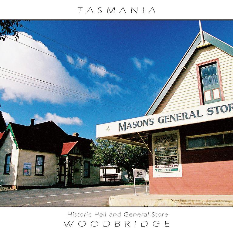 Book Signing: Woodbridge - Makara's Mission pre-release