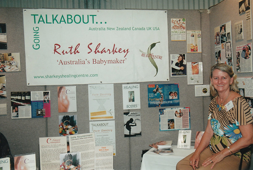 Ruth Sharkey Going Talkabout seminars