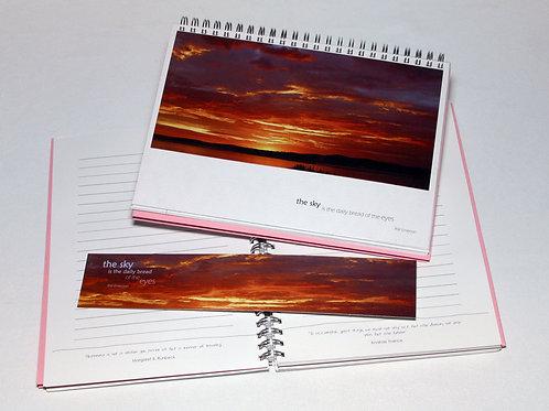 Sunrise Magic over Bruny Is: Inspirational Journal