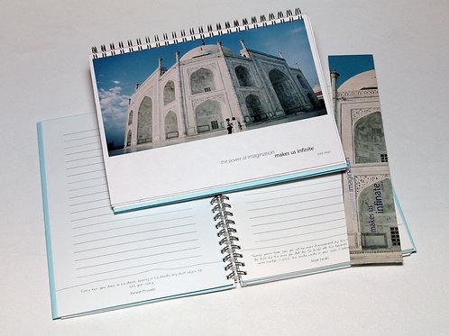 Taj Mahal: Inspirational Journal